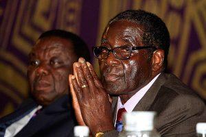 Tsvangirai Mugabe