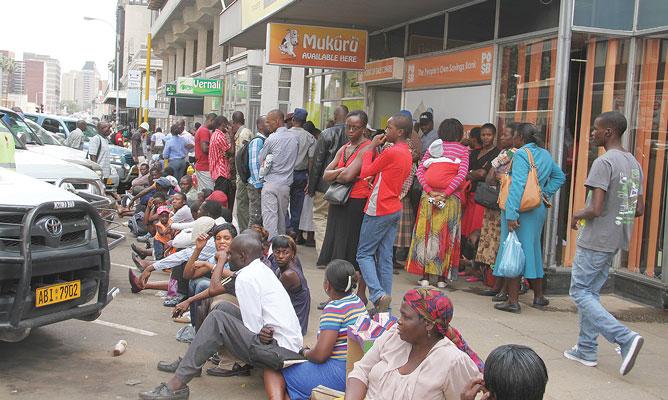 ZANU PF's greatest failure
