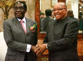 President Jacob Zuma sending Special Envoys to Zimbabwe