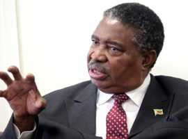 Mphoko: Mugabe must clean his mess