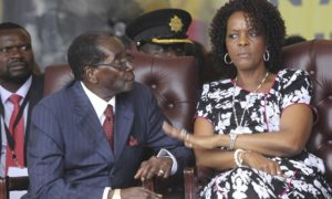 'The president sleeps with one eye open': Mugabe reshuffles as power games begin