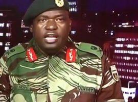 TRANSCRIPT: Zimbabwe military's statement after seizing power