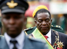 Mnangagwa is 'afraid of elections', claims Grace Mugabe ally