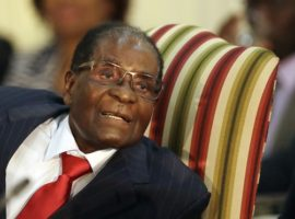 Let's restore death penalty, says Zimbabwe's Robert Mugabe