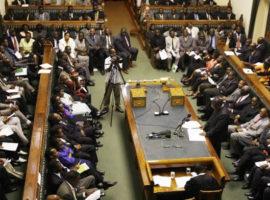 Zimbabwe parliament begins session to impeach Mugabe