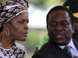 'Hail the new president': Grace Mugabe 'ally' speaks on future under Mnangagwa