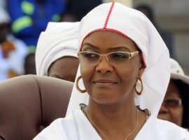 Grace Mugabe's PhD investigated by Zimbabwe's anti-corruption watchdog
