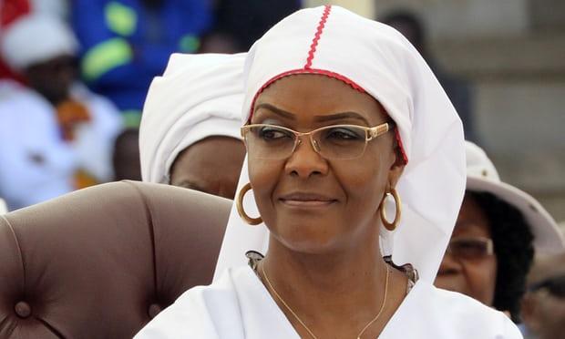 Grace Mugabe's PhD investigated by Zimbabwe's anti-corruption watchdog