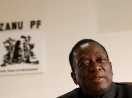 Mnangagwa to Hold Elections in Four to Five Months