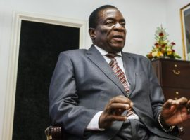 Interview: Zimbabwe's new president has changed his tone, but has he changed his mind?