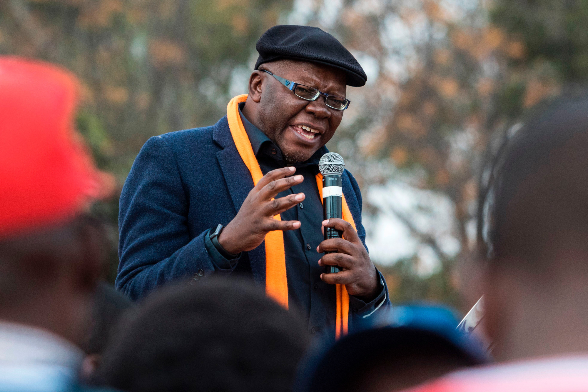 Zimbabwe's Election Most Important in a Generation, Biti Says