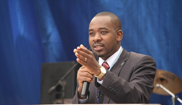 Chamisa Hints At Mnangagwa Meeting