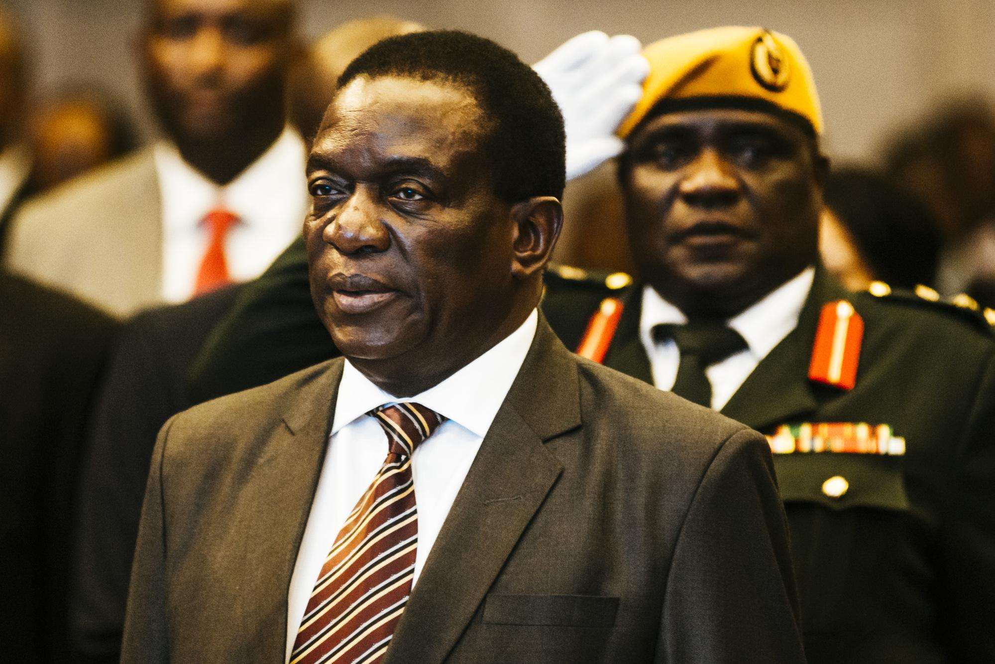 European Union Agrees to Send Election Observers to Zimbabwe