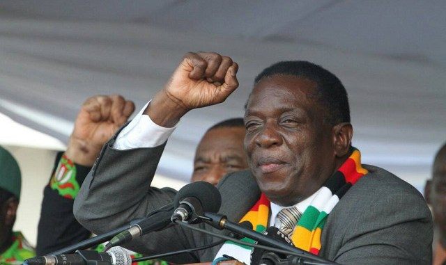 Mnangagwa to launch party manifesto on 4 May